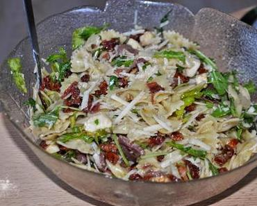 // [Amelie kocht] Italienischer Nudelsalat