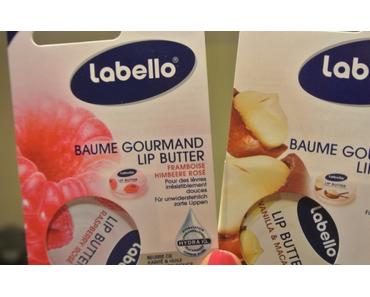 Weiche Lippen mit Labello Lip Butter