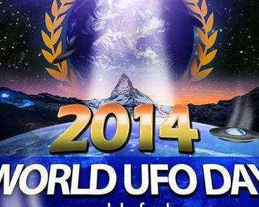 Welt-UFO-Tag – World UFO Day