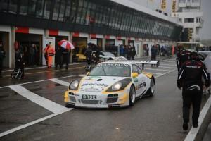 TONINO Team Herberth startet in Blancpain Sprint Series