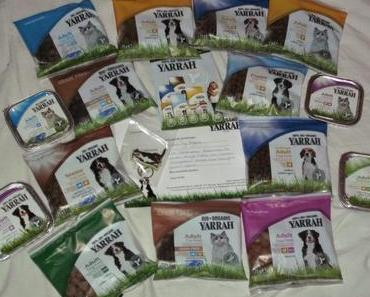Futterprobe von Yarrah (Für Hund und Katz)