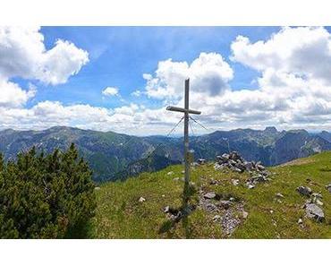 Riegerin (1939 m) – einsame und beschwerliche Bergtour