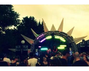 Urban Art Forms Festival 2014: Großmeister der Szene Fatboy Slim begeistert an Tag 2
