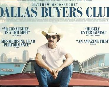 Review: DALLAS BUYERS CLUB – Cowboys und Transen im Kampf gegen Aids