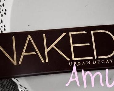{Amu} Urban Decay Naked Palette