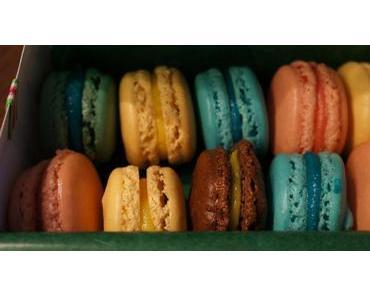 Rezept: selbstgemachte Macarons zum Verlieben