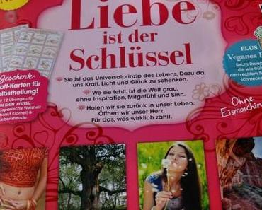 """Eis mit Herz – Meine veganen Eisspezialitäten in """"Herzstück"""""""