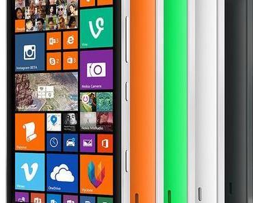 Microsoft / Nokia Lumia 930 bald erhältlich