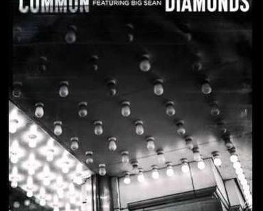 Common feat. Big Sean – Diamonds [Stream]
