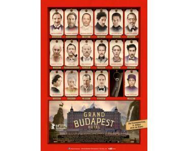 "Bunt, grotesk, schrill: ""Grand Budapest Hotel"""