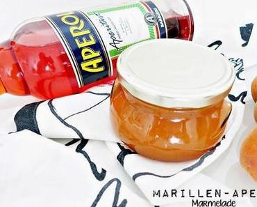 Marillen-Aperol Marmelade