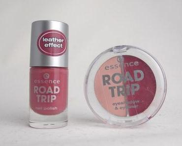 "[Haul & Swatch] essence ""Road Trip"" LE"