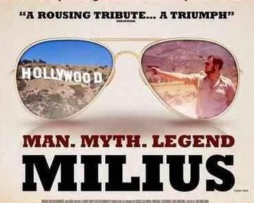 Review: MILIUS - Erfassungsversuch des Barbaren Hollywoods