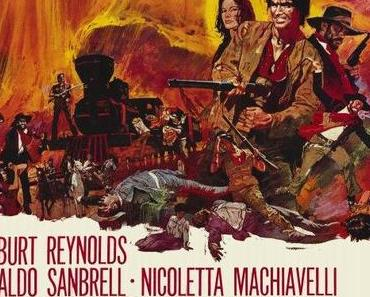 Review: NAVAJO JOE - Burt Reynolds als indianischer Rambo
