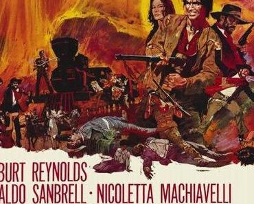 Review: NAVAJO JOE - Burt Reynolds als indianischer Rambo