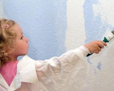 Frische Farbe bringt Flair in jeden Raum