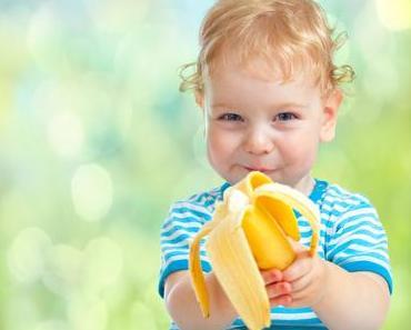 Gesundes Essen für Babys und Kleinkinder