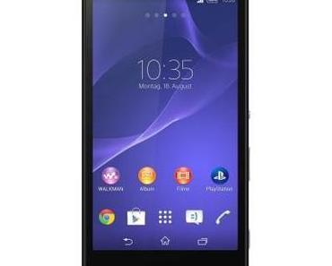 Sony Xperia Style T3 ab Juli erhältlich
