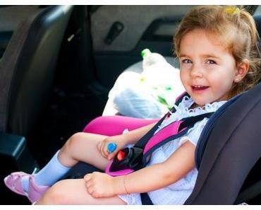 Mit Kindern im Auto sicher unterwegs