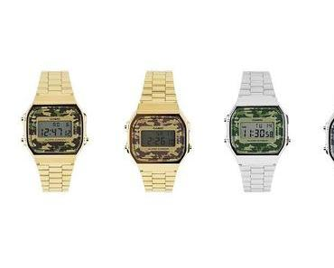 Casio Collection goes Camo