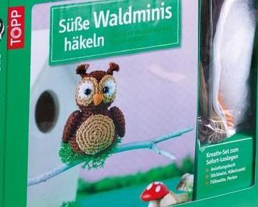 Entzückende Waldminis häkeln