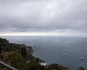 Ein Ausflug nach Taormina mit Hund