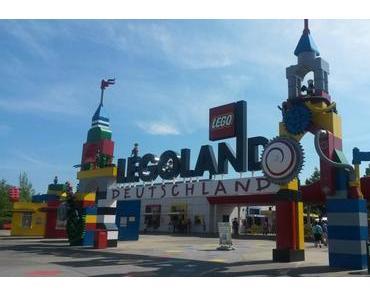 Ein Besuch im Legoland und die Star Wars Tage