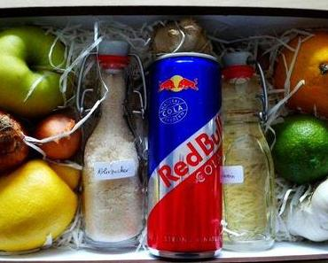 So geht cleveres Marketing: Chutney mit Red-Bull-Cola-Geschmack