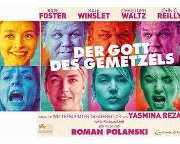 Review: DER GOTT DES GEMETZELS – Die Maskerade der Großstädter