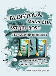 [Blogtour] Mana Loa – Tag 1: Geistesblitz von Astrid Rose
