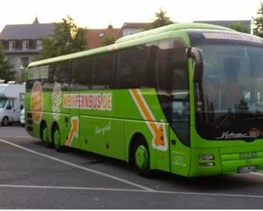 Das Mein Fernbus Experiment - alternative Reiseformen im Test!