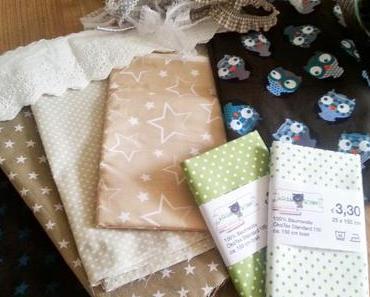 Nähen für Anfänger - Kissen für Babys und U-Heft Hülle für Kleinkinder