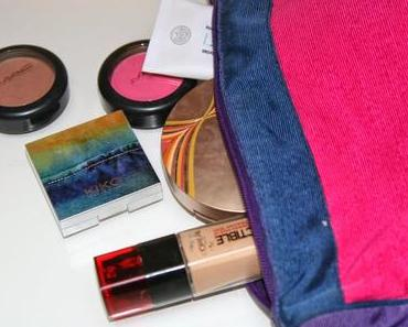 #2 Travel Edition : What's in my Makeup Bag?