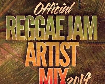Reggae Jam 2014 – Official Artist Mix [Blessed Love Sound | Sensi Movement 2014]