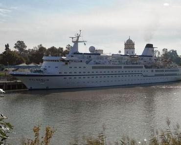 FTI Cruises bietet im kommenden Winter exklusiv zwölf Fahrten auf der BERLIN im Roten Meer