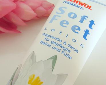 Gehwohl Soft Feet Lotion Wasserlilie & Seide