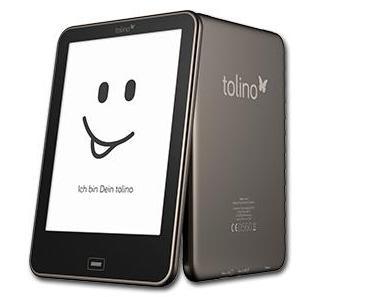 Tolino Vision – Die deutsche Antwort auf den Kindle Paperwhite