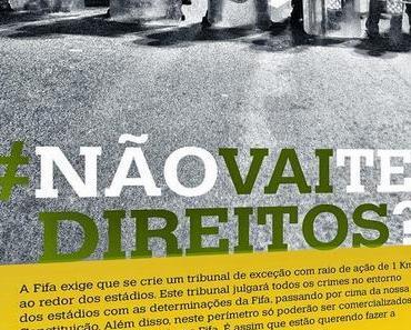 Die Fußball-WM hat Brasilien etwas mehr das Gefühl einer Diktatur gebracht