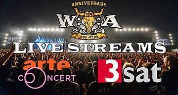 WACKEN 2014: Heute live in 3sat