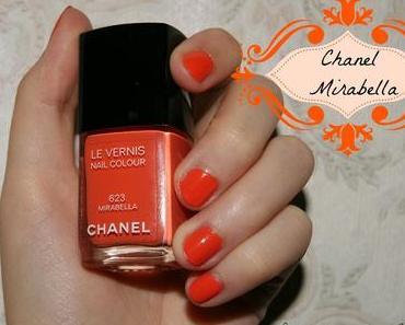 Nagellack Challenge #6 - Chanel Mirabella
