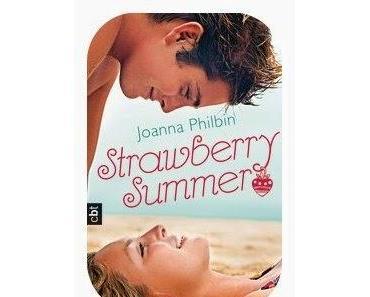 Rezension Joanna Philbin: Strawberry Summer