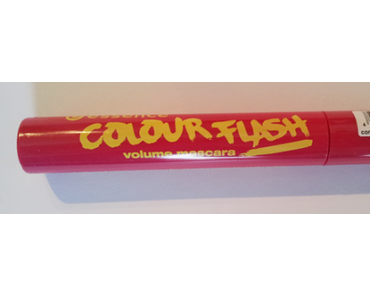 Essence Colour Flash Volume Mascara – 03 Miss Mary Berry