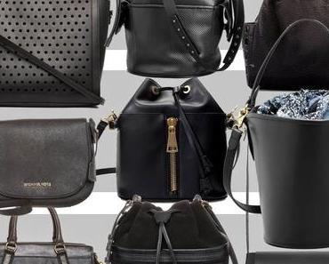 9 schwarze Taschen für den Herbst unter 250 Euro