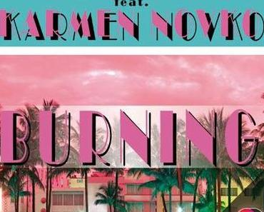 Lorenzo Perrotta feat. Karmen Novko - Burning
