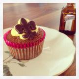Die Lady unter den Cupcakes – feine Cointreau-Schokoladen-Cupcakes