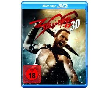 Filmkritik '300 – Rise of an Empire' (Blu-ray)