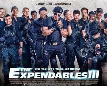 Review: THE EXPENDABLES 3 - Söldner-Action für alle (außer die Fans)