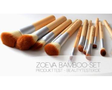 Zoeva Bamboo Pinselset | Produkttest