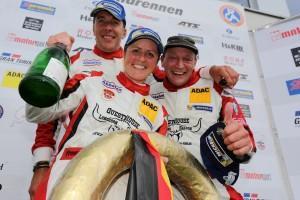 Wiederholungstäter aus Barweiler: Frikadelli Racing