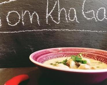 Tom Kha Gai – Hühnersuppe mit Urlaubsfeeling